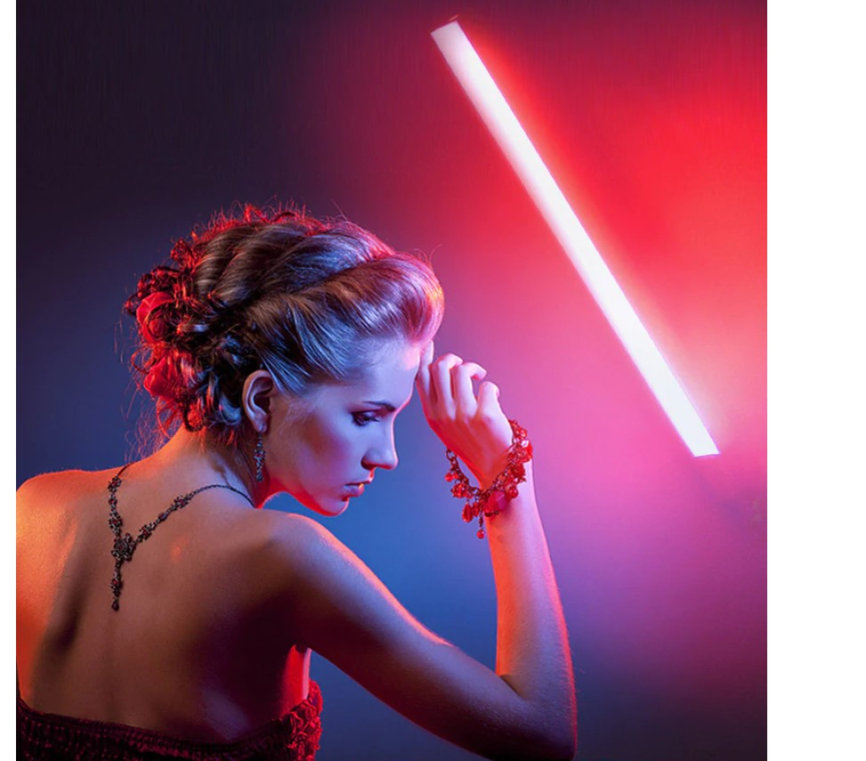 Creative RGB LED Fill Light