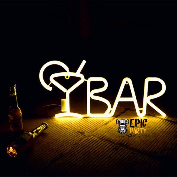 BAR Neon Light