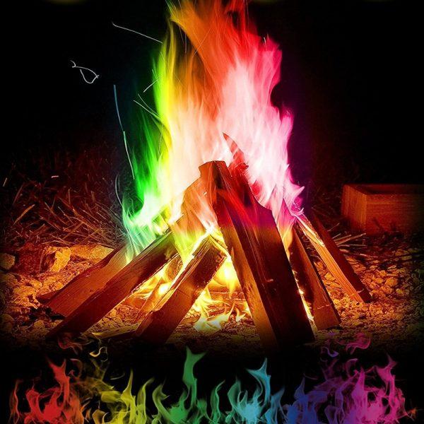 Magic Fire Powder