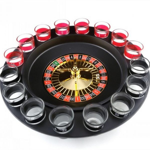 16Pcs Set Shot Glass Set Russian Roulette Drinking Game Glasses Beer Glass For Wedding Party Bar 1
