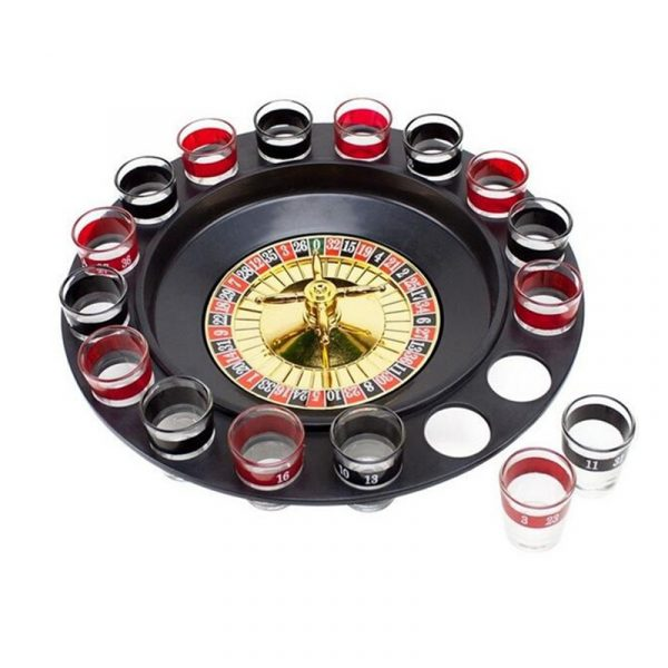 16Pcs Set Shot Glass Set Russian Roulette Drinking Game Glasses Beer Glass For Wedding Party Bar 5
