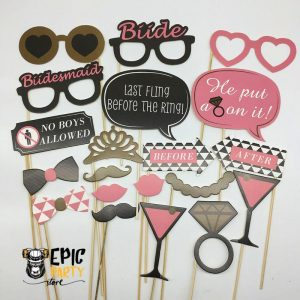 Photo Booth for Bachelorette Party