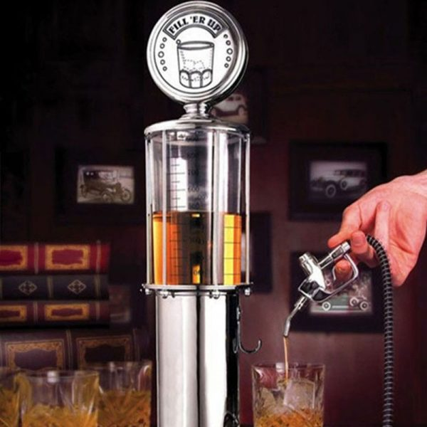 900ml Liquor Beer Alcohol Gun Pump Gas Station Bar Family Beer Beverage Water Juice Dispenser Machine 3