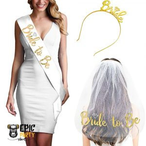 Bride to Be Bachelorette Party Set