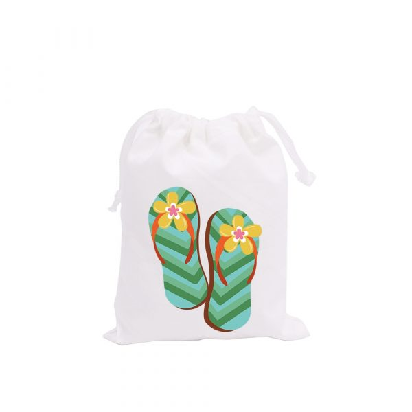 Happy Hour Hawaii Theme Party Favor Bags Candy Bags Holiday Happy Vacation Party Gift Bags Kids 4