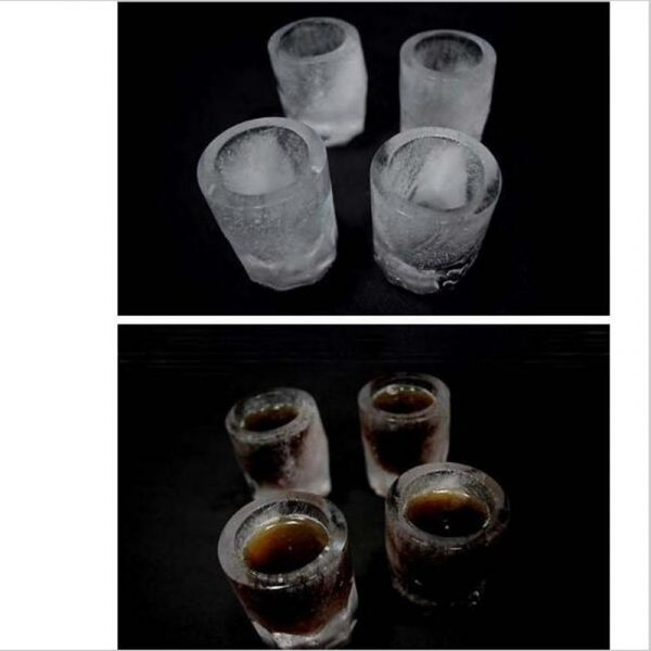Hot New ONLY Bar Party Drink Ice Tray Cool Shape Ice Cube Freeze Mold Ice Maker 3